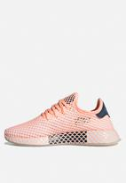 adidas Originals - Deerupt Runner W SP - clear orange cllgt nvy