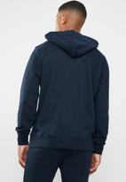 Superbalist - Basic pullover sweat hoodie - navy