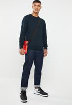 Superbalist - Basic crew neck pullover sweat - navy
