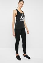 Reebok - Workout sup 2.0 tank - black