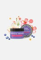 hey gorgeous - Blueberry smoothie body scrub