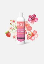 hey gorgeous - Face it strawberry enzyme cleansing gel