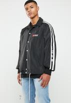 Diesel  - J-akito coach jacket - black