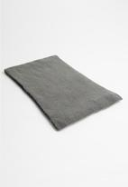 Superbalist - Alexis wrap scarf - charcoal