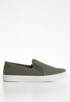 Call It Spring - Slip-on sneaker - khaki