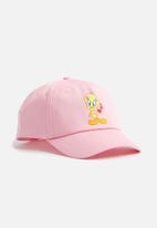 Cotton On - Looney tunes cap - pink
