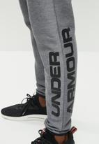 Under Armour - Move light graphic pant - grey