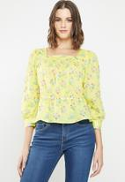 Levi's® - Nafisa spring blooms - yellow