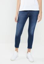 Levi's® - 711 Skinny ankle another one bites the dust - blue
