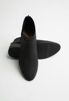 Call It Spring - Toplita1 boot - black syn