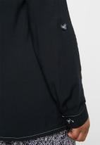 STYLE REPUBLIC PLUS - Utility style shirt - black