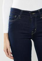 Levi's® - 712 slim jeans - dark blue