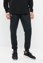 Under Armour - Tricot jogger - black