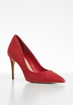 ALDO - Traycey stiletto heel - red