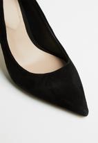 ALDO - Traycey stiletto heel - black