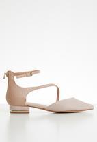 ALDO - Acemma ballerina flat - pink