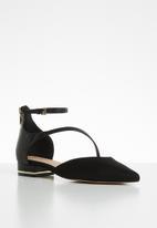 ALDO - Acemma ballerina flat - black