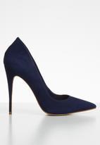ALDO - Cassedy stiletto heel - navy