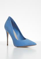 ALDO - Cassedy stiletto heel - blue