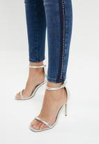 GUESS - Mid rise skinny - blue