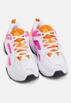 Nike - M2K Tekno - white/laser fuchsia/hyper crimson/white