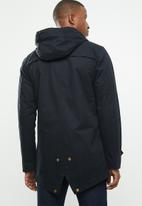 POLO - Parka jacket - navy