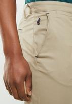 POLO - Narrow leg stretch chino - khaki