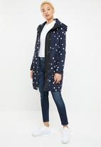 ONLY - Jessica long spring parka - navy