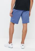 Nike - Nsw heritage shorts - blue & white