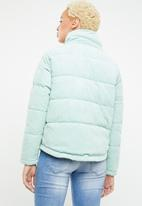 ONLY - Evie padded jacket - green