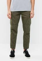 Mennace - Utility trousers - khaki