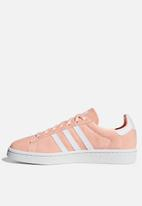 adidas Originals - Campus - pink/ ftwr white/crystal white