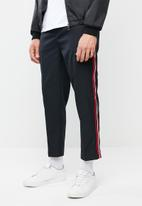 Mennace - Tapered smart trousers - navy