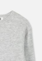Cotton On - Brinley knit jumper - grey