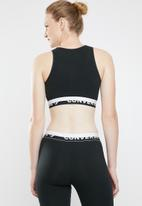 Converse - Converse high neck bra - black