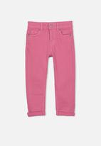 Cotton On - Indie slouch jean - pink