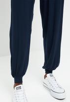 edit - Drape lounge pants - navy