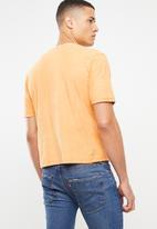 Brave Soul - Globe T-shirt - orange