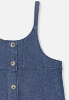 Cotton On - Willa dress - blue