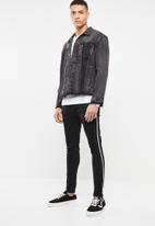 Brave Soul - Ronnie jeans - charcoal