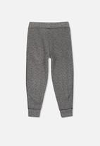 Cotton On - Jagger trackpant - charcoal