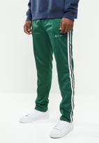 Mennace - Tricot side stripe bottom - green
