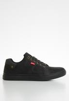 POLO - Canvas sneaker - black