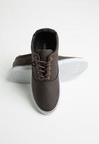 SOVIET - M-Williams low-cut sneaker - brown