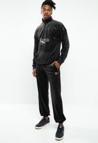 Reebok Classic - CL v velour pant - black