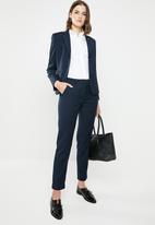 POLO - Taylor suit pants - navy