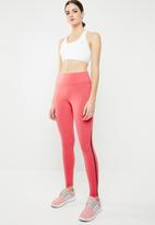 adidas Performance - Zne tight - pink