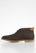 Call It Spring - Unoreven ankle boot - brown