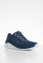 Asics - FuzeTora - dark blue/begonia pink