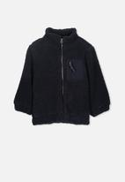 Cotton On - Blaze bomber - navy
